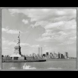 New York, 1996. Serie Fusilamientos